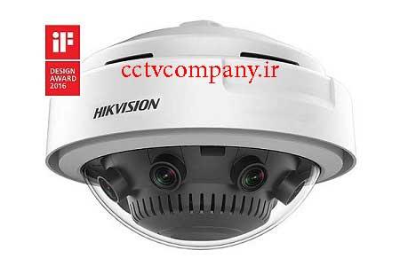 آشنایی با دوربین مداربسته هایک ویژن (Hikvision)