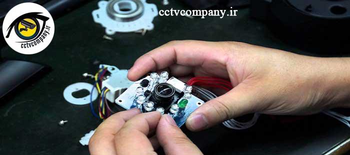 تعمیر دوربین مدار بسته