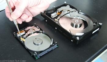 دلیل سوختن هارد دیسک در دوربین مدار بسته