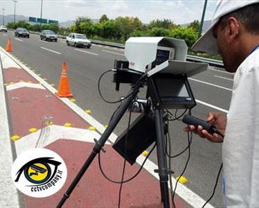 دوربینهای سامانه ثبت تخلفات 1