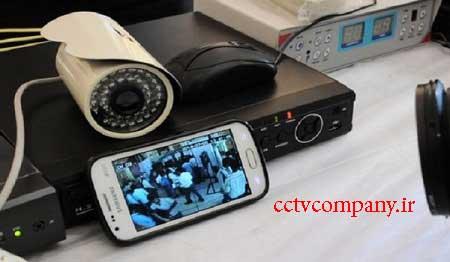 سرویس دستگاه ضبط دوربین مدار بسته