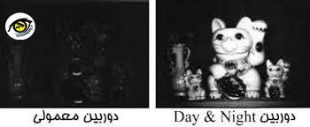 شب و روز یا Day& Night در دوربین مدار بسته