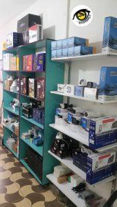 فروش انواع دوربین مدار بسته در کرج