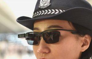 عینک آفتابی مجهز به دوربین مدار بسته تشخیص چهره