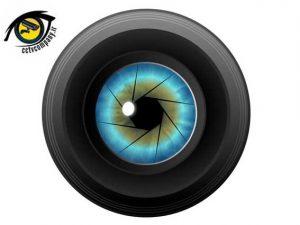 قیاس چشم انسان با دوربین مداربسته