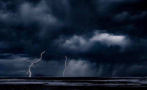 وضعیت جغرافیایی و آب و هوا بر شبکه های وایرلس