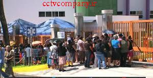 کاهش جرائم در یکی از شهرهای کلمبیا با کمک نصب دوربین های مدار بسته