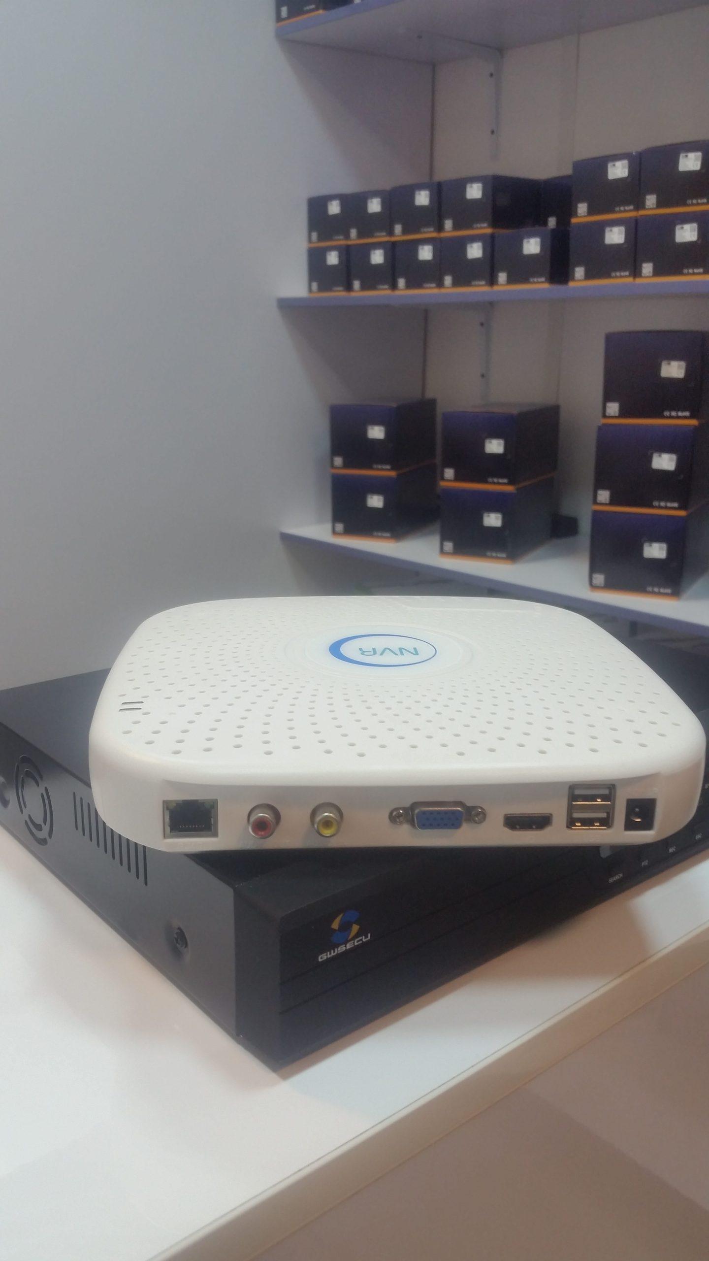 دستگاه ان وی آر ۱۶ کانال