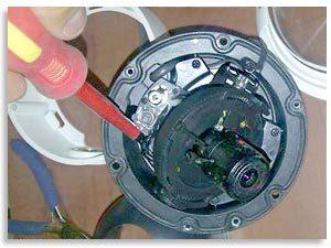 تعمیر دوربین مدار بسته-کرج